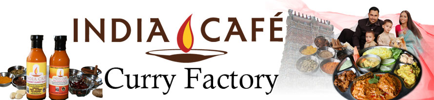 India Cafe Curry Factory